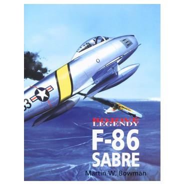 F-86 Sabre - Martin W. Bowman