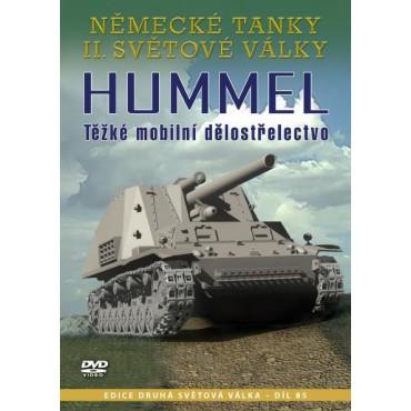 Hummel - Těžké mobilní dělostřelectvo
