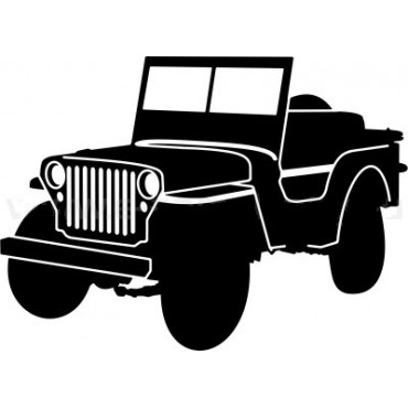 Jeep Willys 3