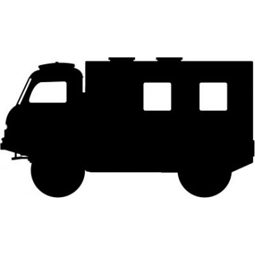 Tatra 805 skříň