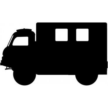 Tatra 805 skříň 3