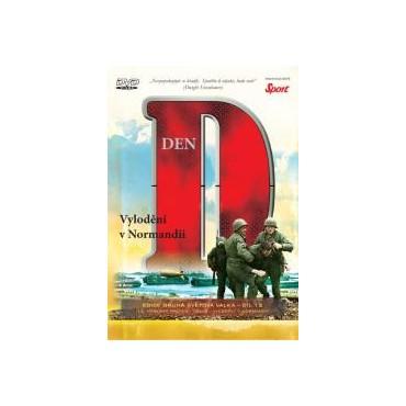 Den D - Vylodění v Normandii
