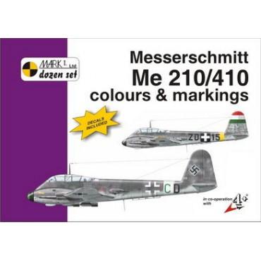 1/48 Messerschmitt Me 210/410