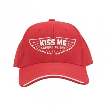 Čepice KISS ME BEFORE FLIGHT
