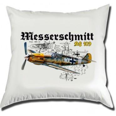 Polštář Messerschmitt Bf-109