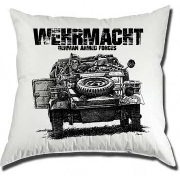 Polštář Wehrmacht armed forces