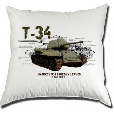 Polštář T-34