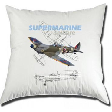 Polštář Supermarine Spitfire