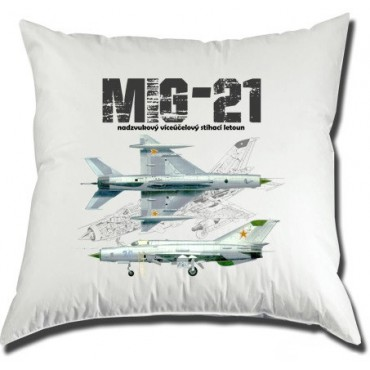 Polštář MiG-21