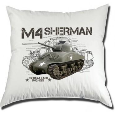 Polštář M4 Sherman