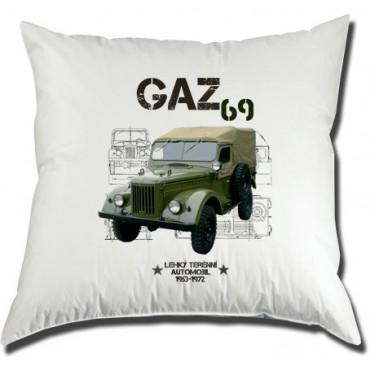 Polštář GAZ 69
