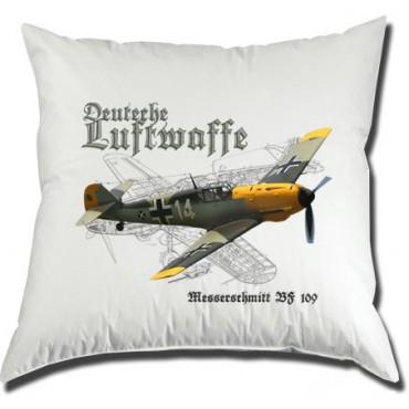 Polštář Deutche Luftwaffe Bf-109