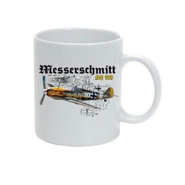 Hrnek Messerschmitt Bf-109