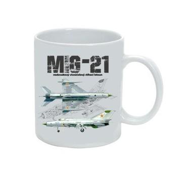 Hrnek MiG-21