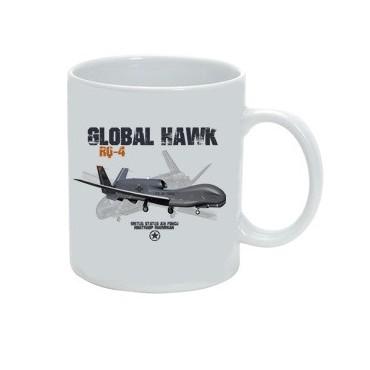 Hrnek Global hawk