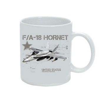 Hrnek F/A-18 Hornet