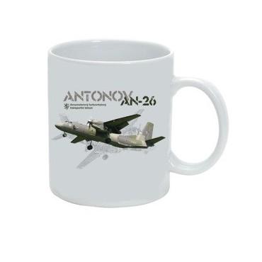 Hrnek Antonov An-26