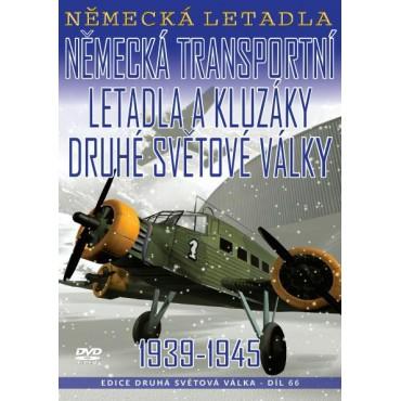 Německá transportní letadla a kluzáky 2. sv. války