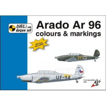 1/48 Arado Ar 96 colours & markings