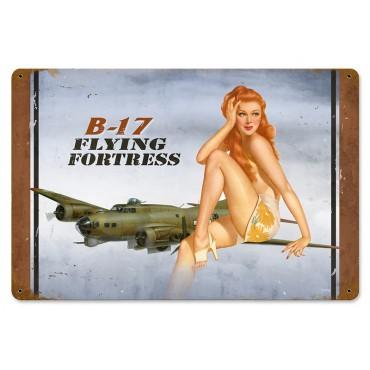 B-17 Flying Force Redhead