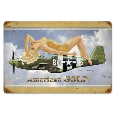 P-51 American Gold