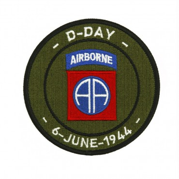 D-DAY 82nd Airborne