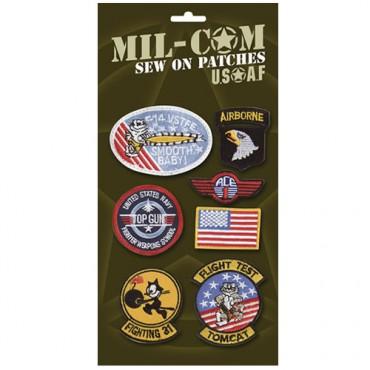 USAF sada 7 kusů