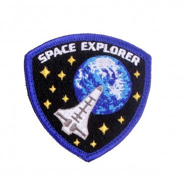 SPACE EXPLORER velcro