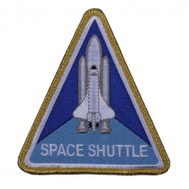NASA SPACE SHUTTLE velcro