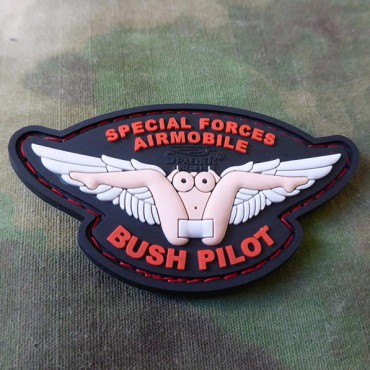 BUSH PILOT plast