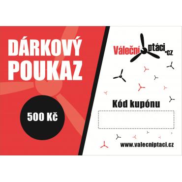 500 Kč