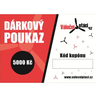 5000 Kč
