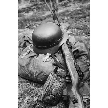 World War II German Wehrmacht Soldier
