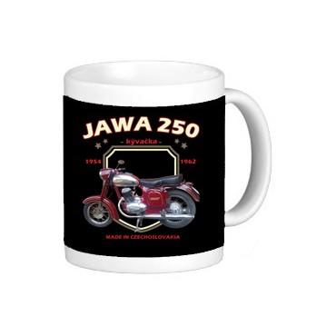Jawa 250 kývačka