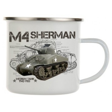 M4 Sherman plecháček