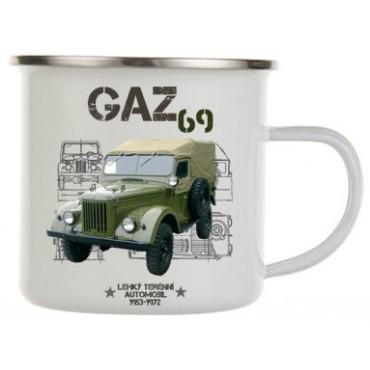 GAZ 69 plecháček