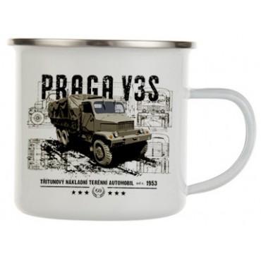 Praga V3S plecháček