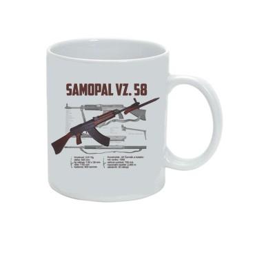 Samopal vz.58