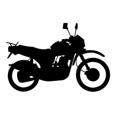 JAWA 350 TRAMP