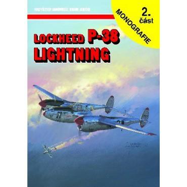 P-38 Lightning – 2. část