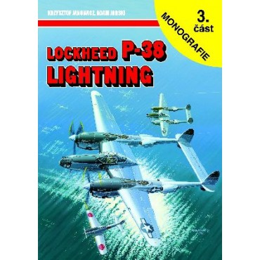 P-38 Lightning – 3. část