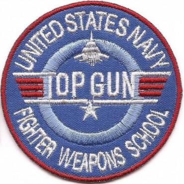 Nášivka US NAVY - TOP GUN